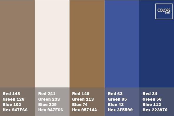 Colori per pareti imbiancare casa come e quale colore for Gamma colori pareti