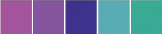 Analoghi blu