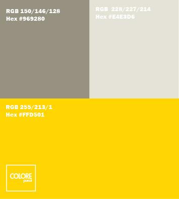 Tabella 3 colori