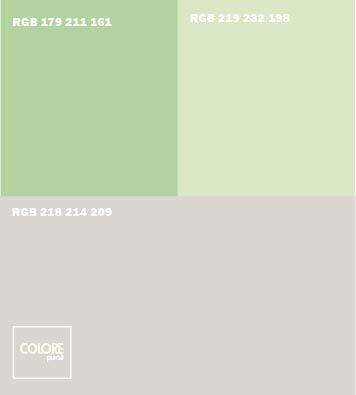 abbinamento_grigio verde verde chiaro