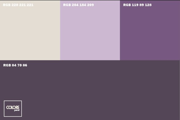 Tabella colori 135